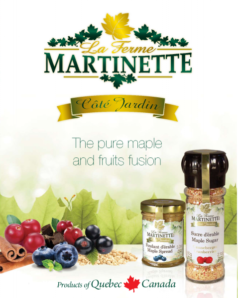 COLLECTION Martinette JARDIN