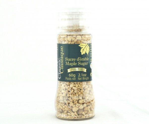 Pur sucre d'érable – Sucrière 60g Bouchon-moulin
