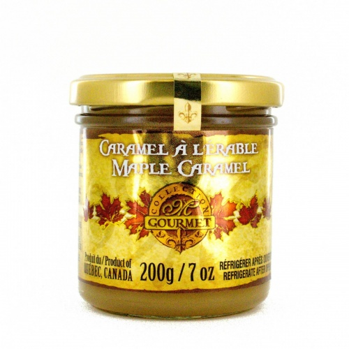 Caramel à l'érable – 200 g / 7 oz