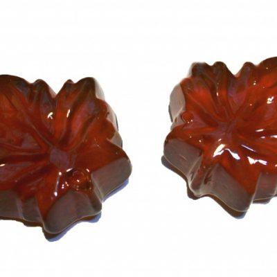Bonbons clairs au sirop d'érable 225g- Boîte TUBE