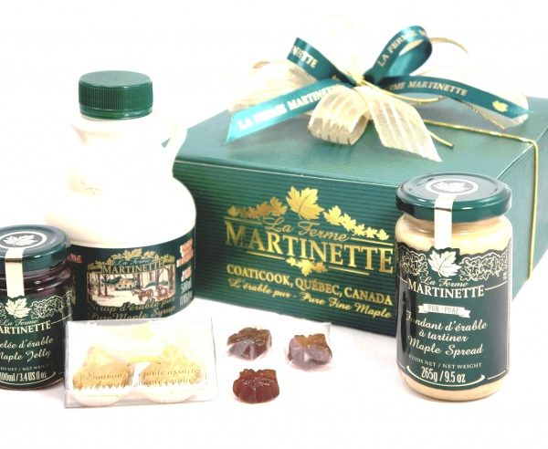 COFFRET ÉRABLE TRADITION MARTINETTE