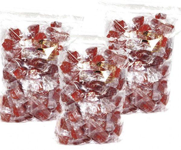 Bonbons clairs au sirop d'érable -3x1kg sac