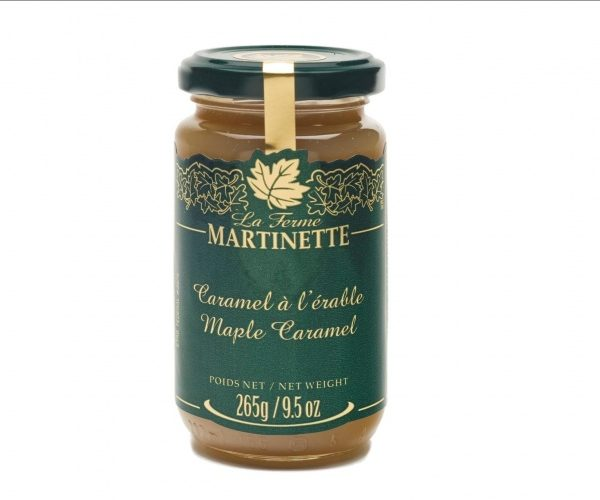 Caramel à l'érable – 265 g / 9.5 oz