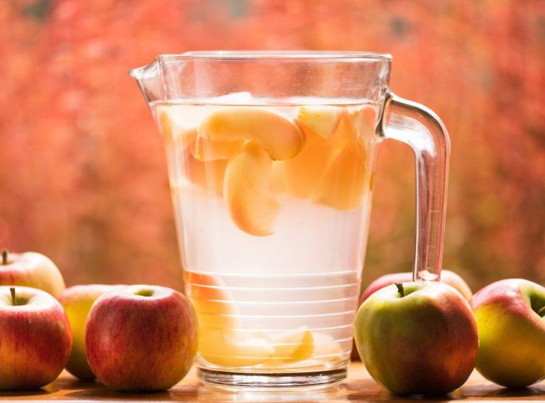 Cocktail Pommes et Érable