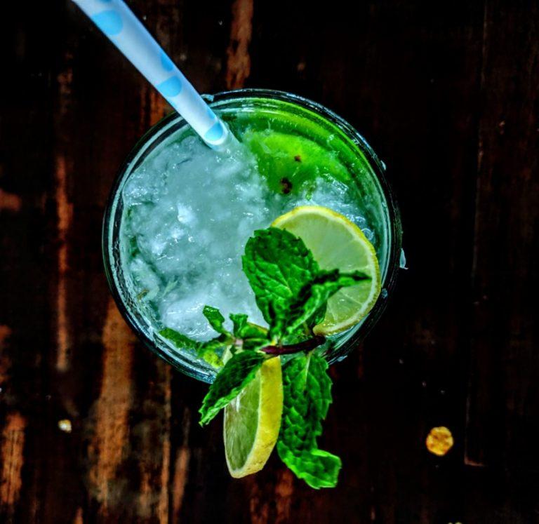 Cocktail Mojito à l'Érable