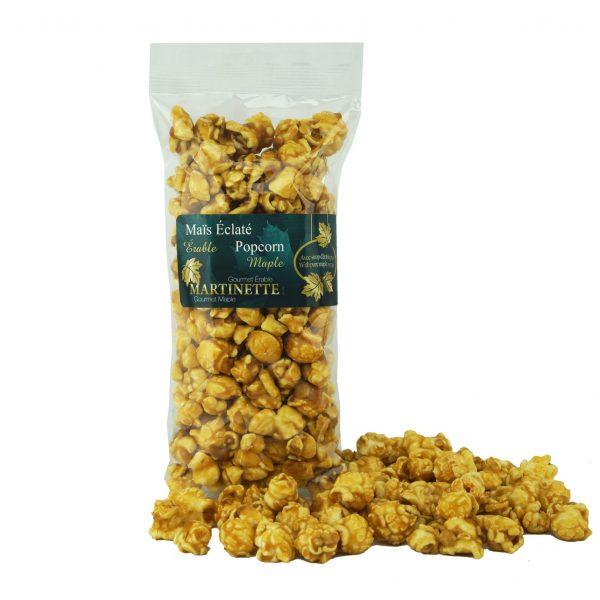 Maïs Éclaté à l'érable 130g – sac