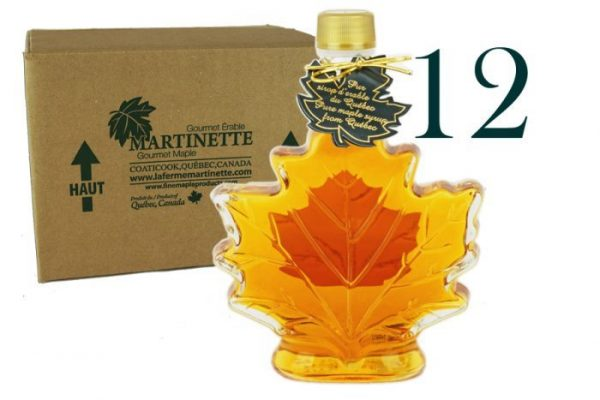 Pure maple syrup Golden, delicate taste Martinette