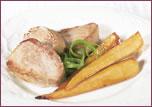 Filet de porc mariné à l'érable dijonnaise
