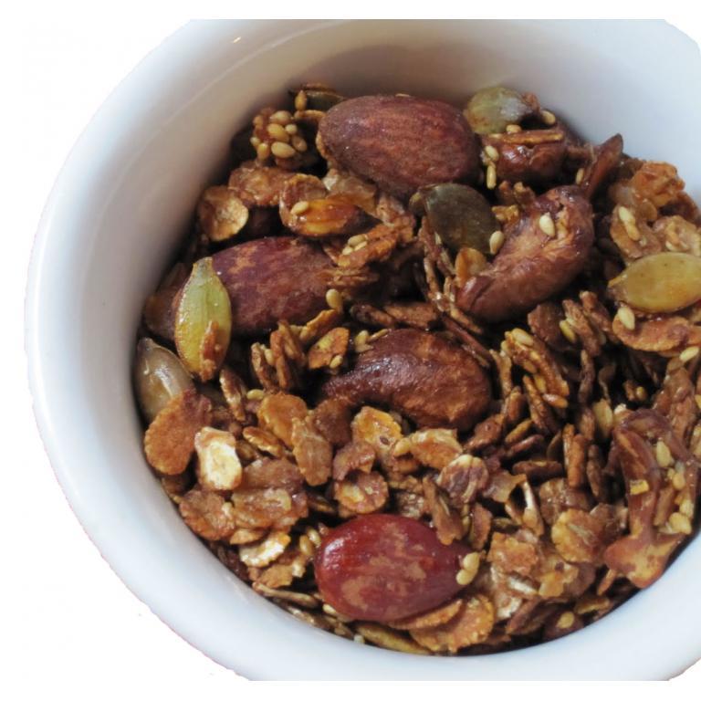 Céréales Muësli Granola Érable