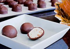 Bonbons à l'érable et au Chocolat