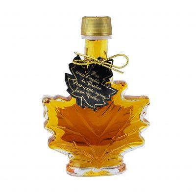 Sirop d'érable pur 100 ml Canada A – Doré, Goût Délicat
