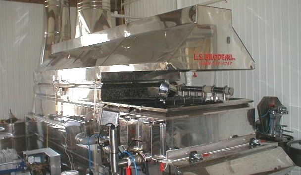 Équipement nécessaire à la production du sirop d'érable