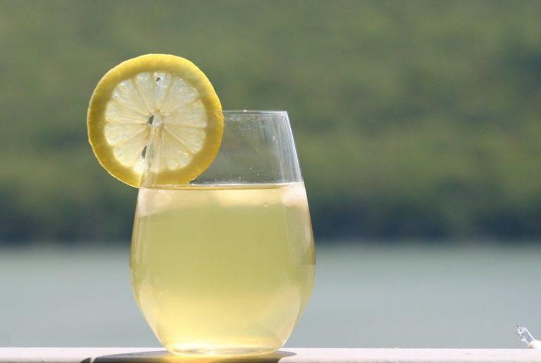 Régime Citron (Cure Détox) au sirop d'érable