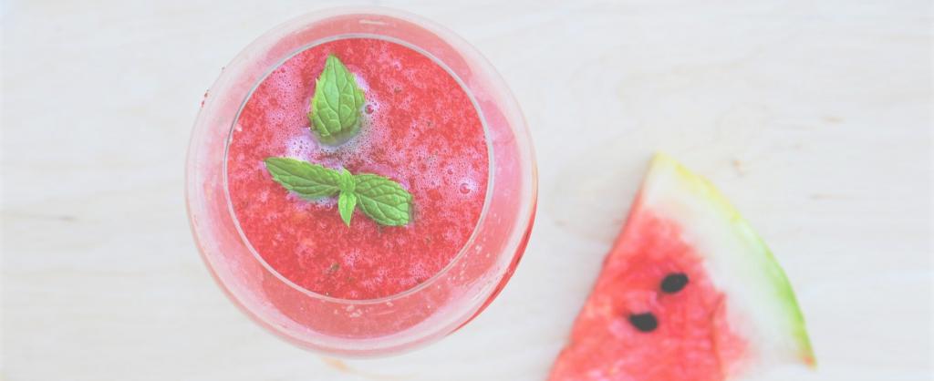 Recette barbotine melon d'eau sirop érable