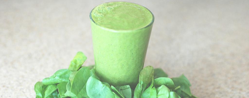 Recette smoothie vert érable