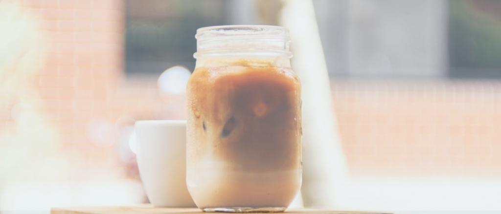 Recette café glacé érable végan
